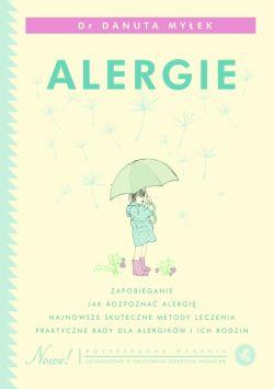 Okładka książki - Alergie
