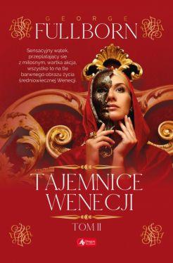Okładka książki - Tajemnice Wenecji, tom 2