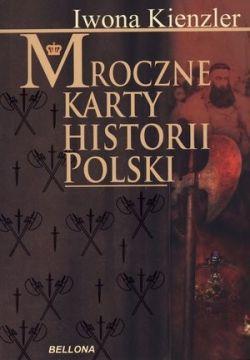 Okładka książki - Mroczne karty historii Polski