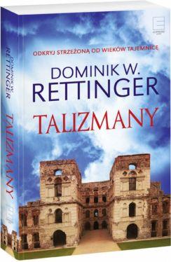 Okładka książki - Talizmany