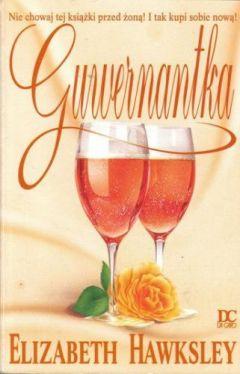Okładka książki - Guwernantka