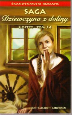 Okładka książki - Dziewczyna z doliny. Tom 34. Siostry