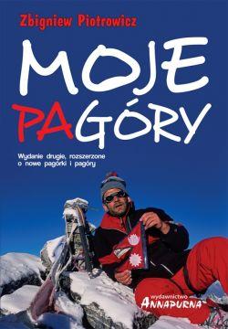 Okładka książki - Moje PaGóry