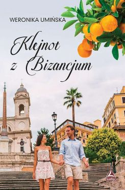Okładka książki - Klejnot z Bizancjum