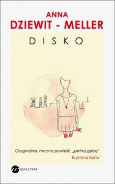 Okładka książki - Disko