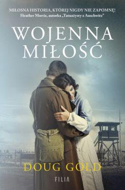 Okładka książki - Wojenna miłość