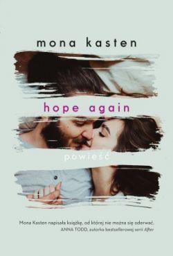 Okładka książki - Hope again
