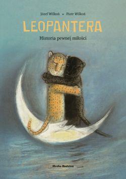 Okładka książki - Leopantera
