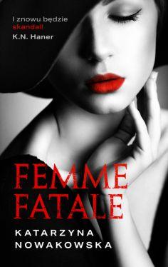 Okładka książki - Femme fatale