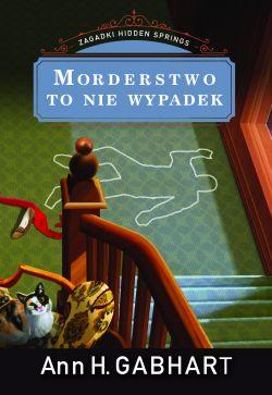 Okładka książki - Morderstwo to nie wypadek