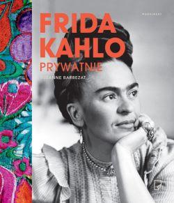 Okładka książki - Frida Kahlo prywatnie