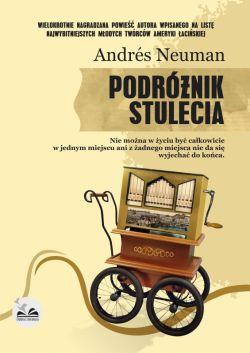 Okładka książki - Podróżnik stulecia