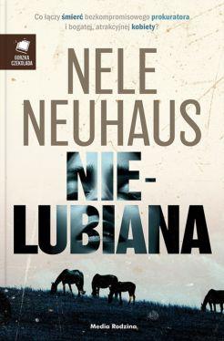 Okładka książki - Nielubiana. II wydanie