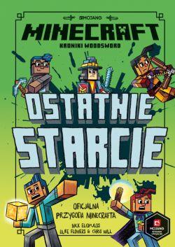 Okładka książki - Minecraft. Ostatnie starcie