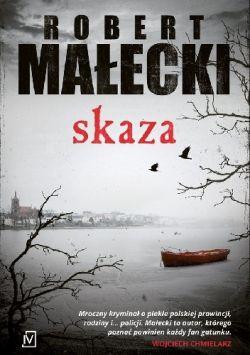 Okładka książki - Skaza