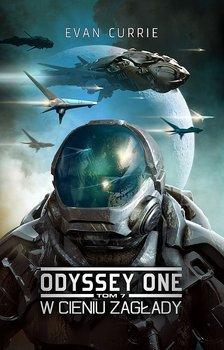 Okładka książki - Odyssey One. W cieniu zagłady