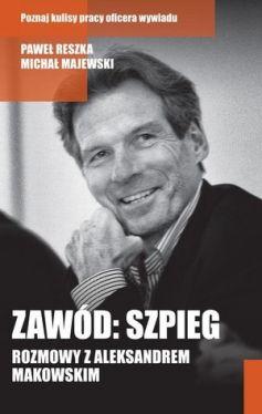 Okładka książki - Zawód: szpieg