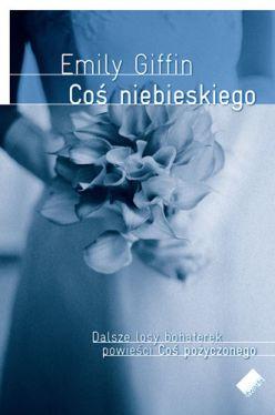 Okładka książki - Coś niebieskiego