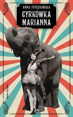 Okładka książki - Cyrkówka Marianna
