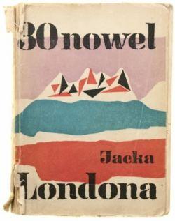 Okładka książki - 30 nowel Jacka Londona