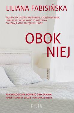 Okładka książki - Obok niej