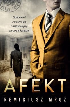 Okładka książki - Afekt