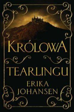 Okładka książki - Królowa Tearlingu