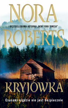 Okładka książki - Kryjówka