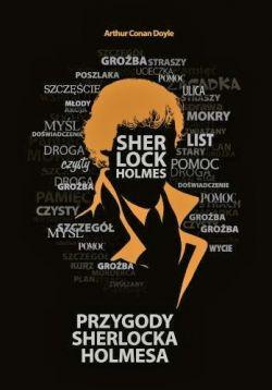 Okładka książki - Sherlock Holmes Przygody Sherlocka Holmesa