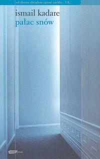 Okładka książki - Pałac snów