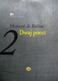 Okładka książki - Dwaj poeci
