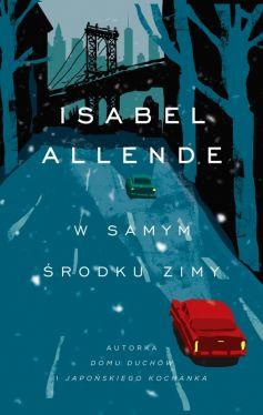 Okładka książki - W samym środku zimy