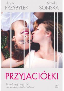 Okładka książki - Przyjaciółki