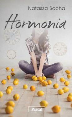 Okładka książki - Hormonia