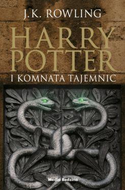 Okładka książki - Harry Potter i komnata tajemnic