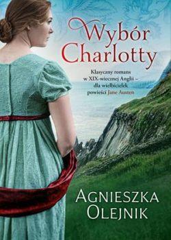 Okładka książki - Wybór Charlotty