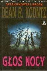 Okładka książki - Głos nocy