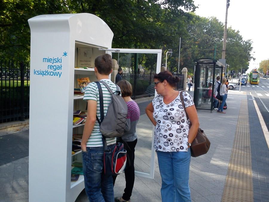 Bookcrossing poznań