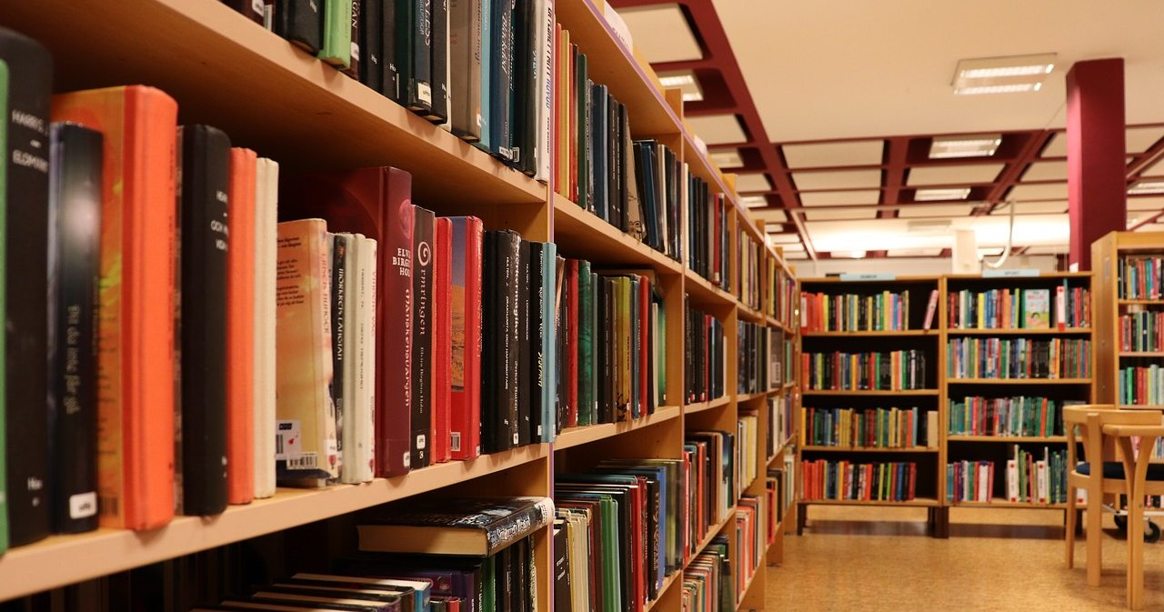 Stan bibliotek 2018 Polska