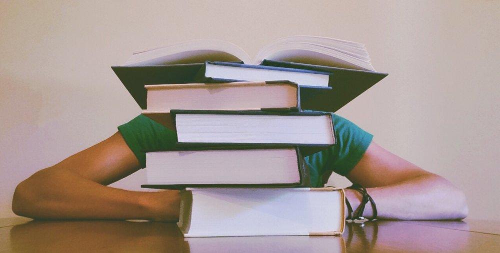 Nastolatek przeczytał 1000 książek