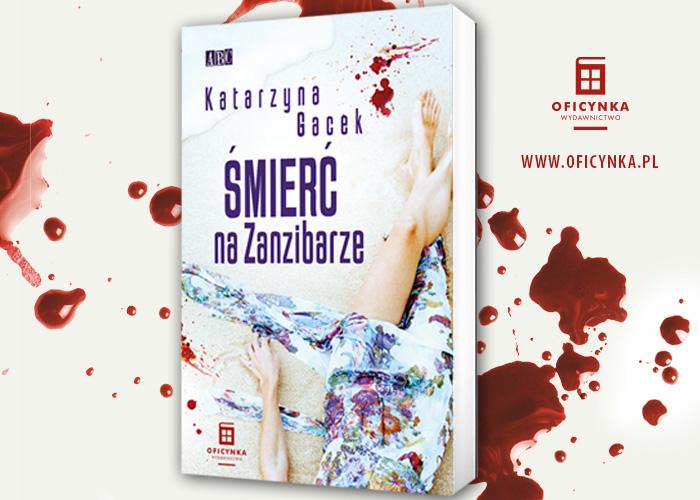 Śmierć na Zanzibarze - książka