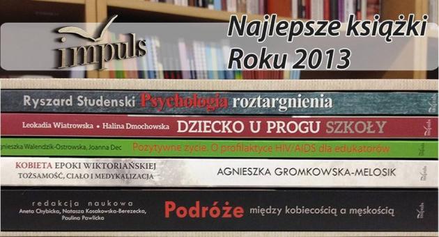 news - Impuls wśród książek roku