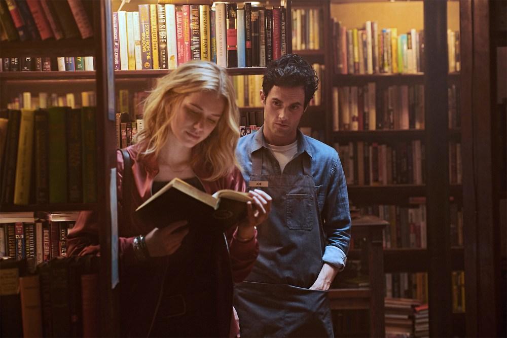 Kadr z serialu You