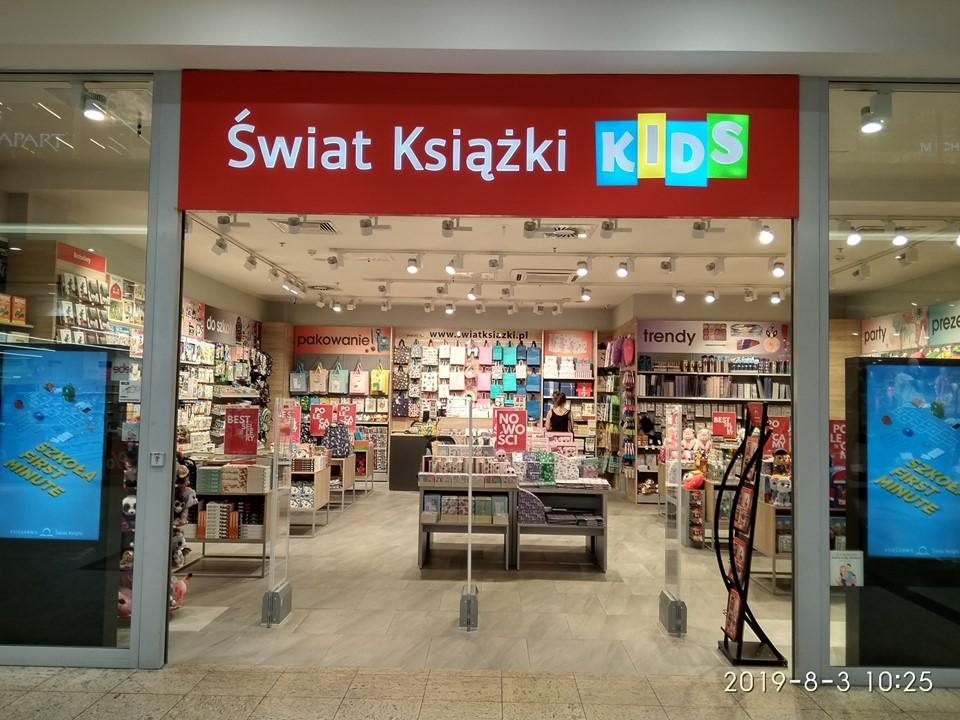Świat Książki Kids