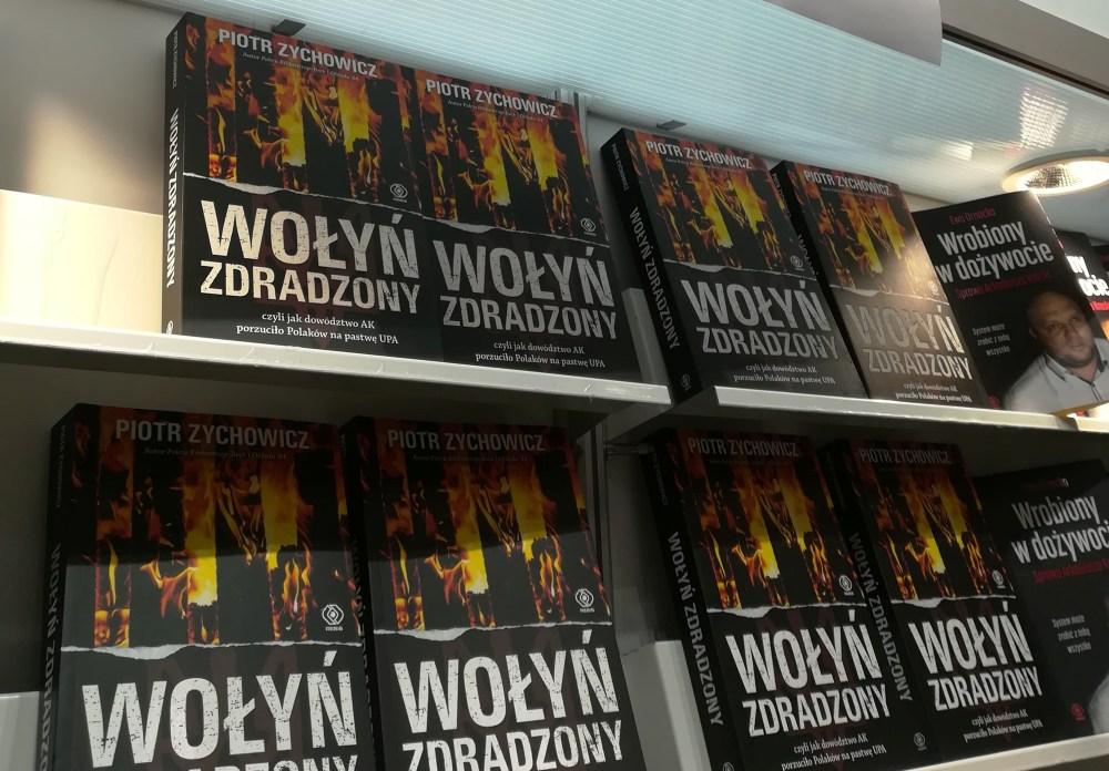 Piotr Zychowicz Wołyń
