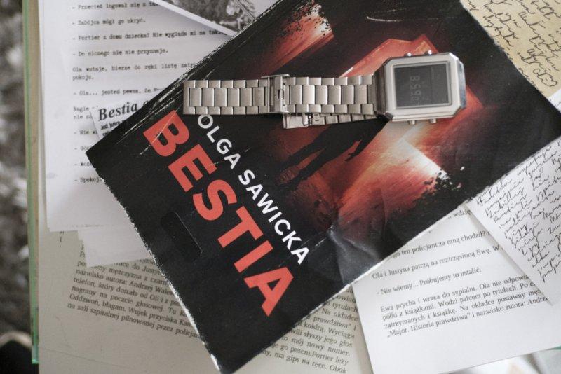 Pułapka Bestia książka Olga Sawicka
