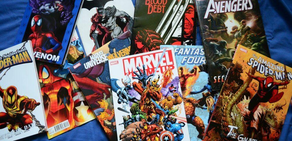 Komiksy zakazane do sprzedaży