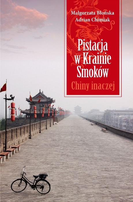 Okładka książki - Pistacja w krainie smoków