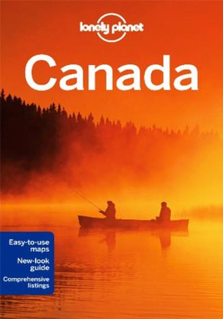 Ok�adka - Canada (Kanada). Przewodnik Lonely Planet
