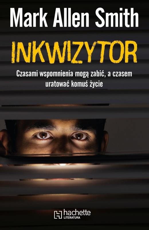 Okładka książki - Inkwizytor
